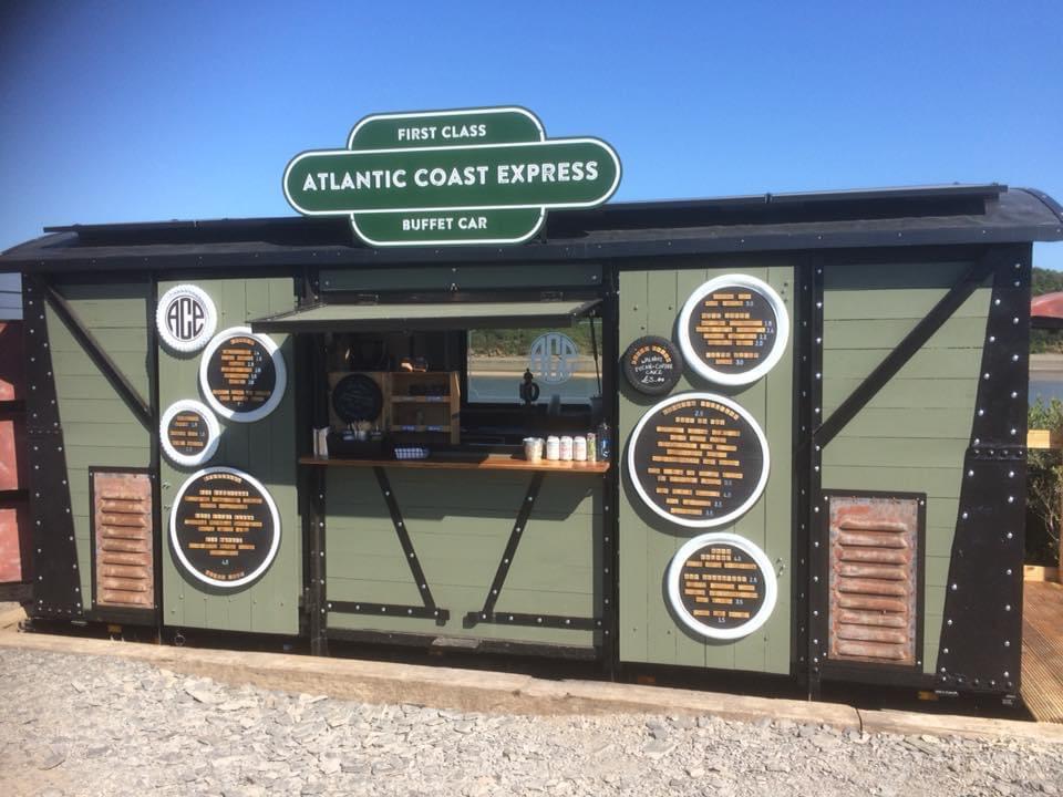 Atlantic Coast Express Camel Trail