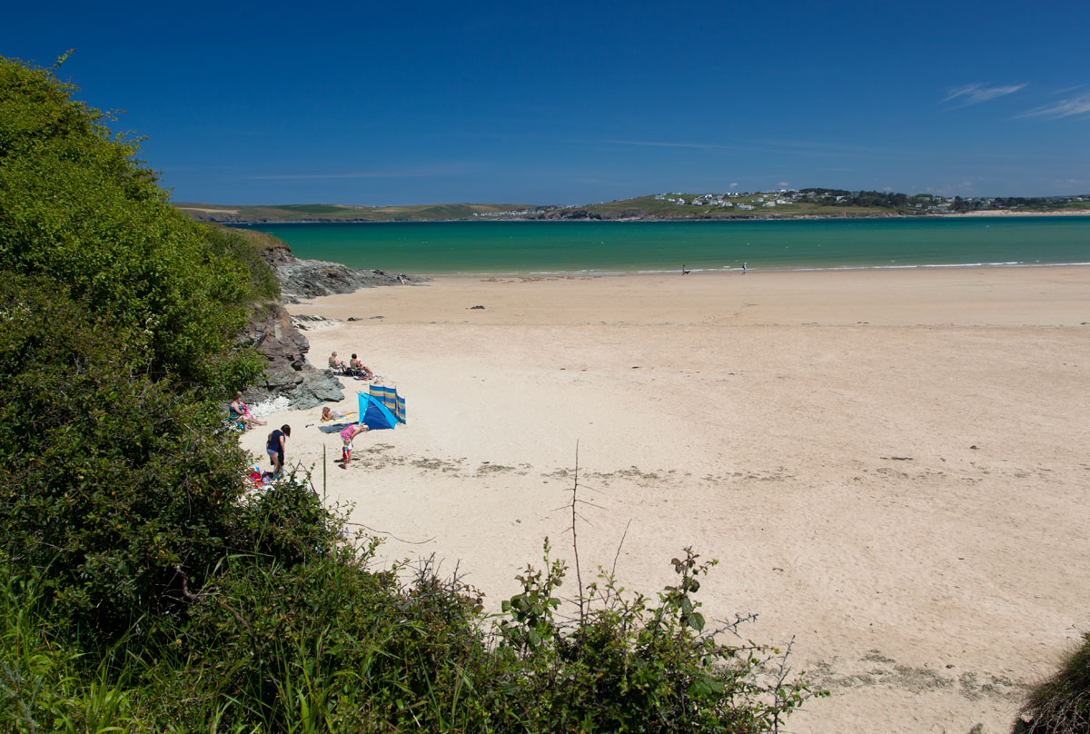 Tregirls Beach Padstow